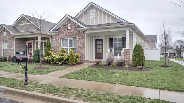 782 Westcott Lane, Nolensville, TN 37135 (MLS #RTC2114938) :: The Milam Group at Fridrich & Clark Realty