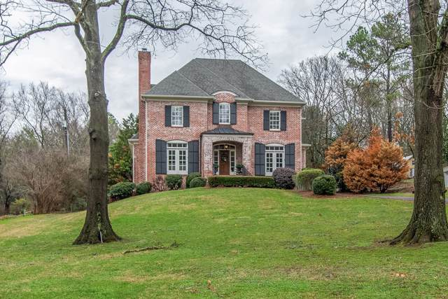 3902 Wayland Dr, Nashville, TN 37215 (MLS #RTC2114943) :: The Miles Team | Compass Tennesee, LLC