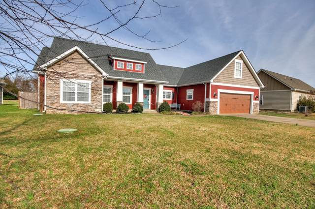 591 Laurel Ln, Murfreesboro, TN 37127 (MLS #RTC2115057) :: Village Real Estate
