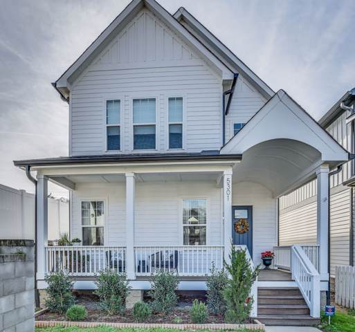 5301 Pennsylvania Ave, Nashville, TN 37209 (MLS #RTC2115077) :: Nashville on the Move