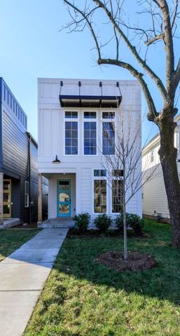 6003B Pennsylvania Ave, Nashville, TN 37209 (MLS #RTC2115091) :: Team George Weeks Real Estate