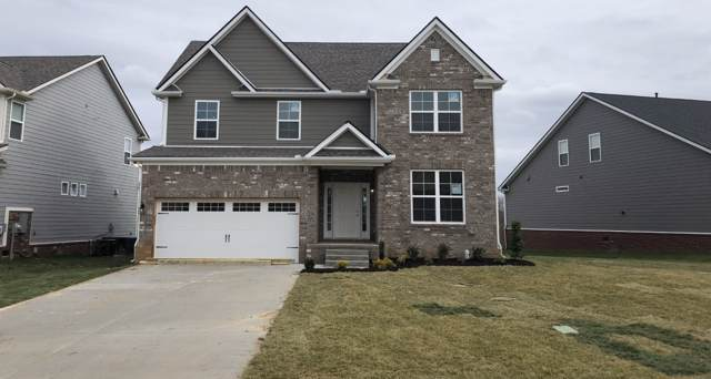 1231 Cotillion Drive #528, Murfreesboro, TN 37128 (MLS #RTC2115102) :: Maples Realty and Auction Co.