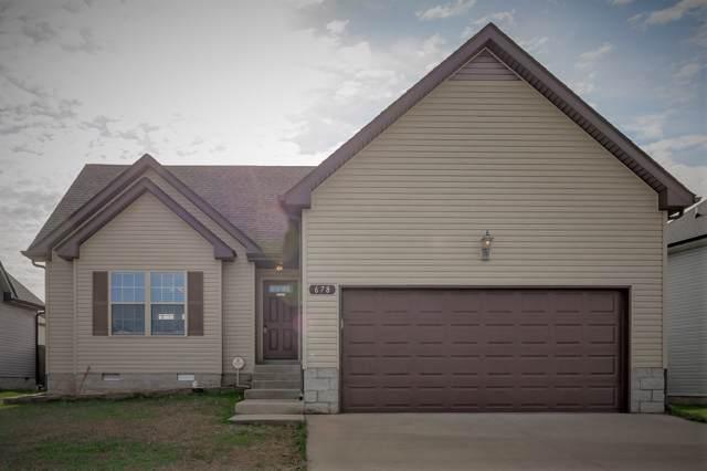 678 Fox Trail Ct, Clarksville, TN 37040 (MLS #RTC2115121) :: Katie Morrell | Compass RE