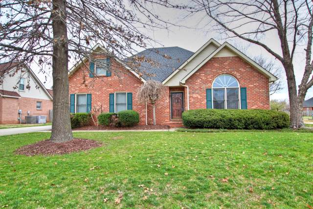 1826 Bridget Dr, Murfreesboro, TN 37129 (MLS #RTC2115171) :: Berkshire Hathaway HomeServices Woodmont Realty