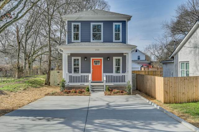 1723 24Th Ave N, Nashville, TN 37208 (MLS #RTC2115172) :: Berkshire Hathaway HomeServices Woodmont Realty