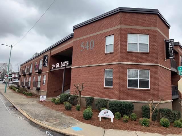 540 N 2nd St #304 #304, Clarksville, TN 37040 (MLS #RTC2115191) :: REMAX Elite