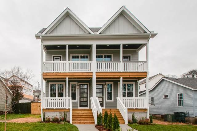 2137 12th Ave N A, Nashville, TN 37208 (MLS #RTC2115204) :: Keller Williams Realty
