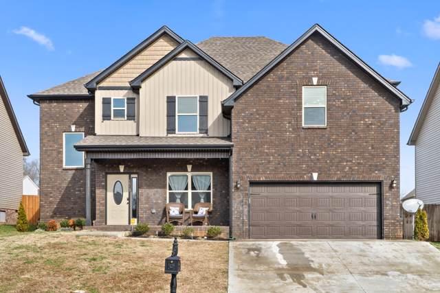 1513 Osage Court, Clarksville, TN 37042 (MLS #RTC2115211) :: REMAX Elite