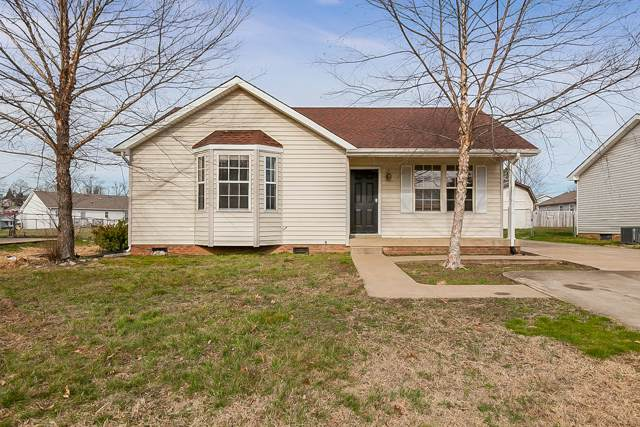 412 Woodale Dr, Clarksville, TN 37042 (MLS #RTC2115220) :: Village Real Estate