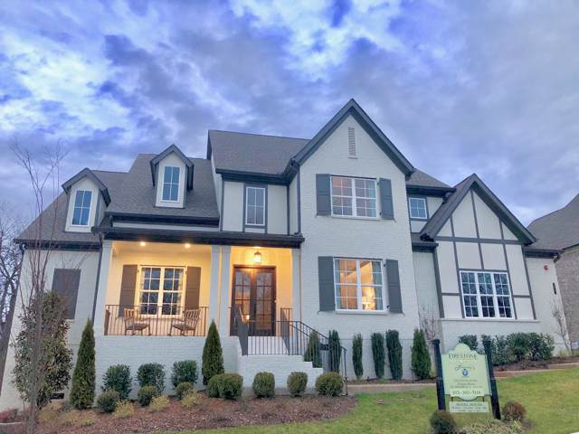 1007 Firestone Drive, Franklin, TN 37067 (MLS #RTC2115264) :: Village Real Estate
