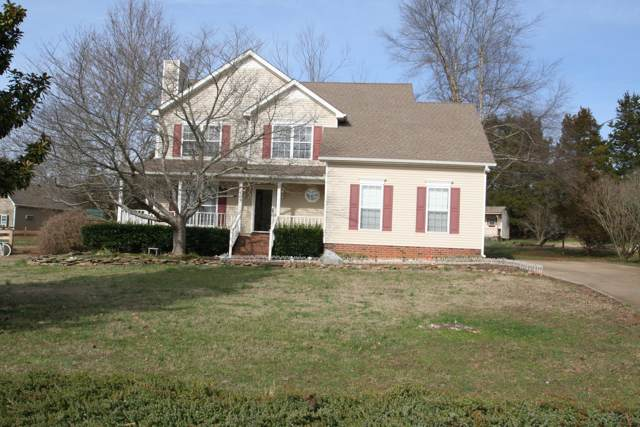107 Samantha Ct, Murfreesboro, TN 37130 (MLS #RTC2115288) :: John Jones Real Estate LLC