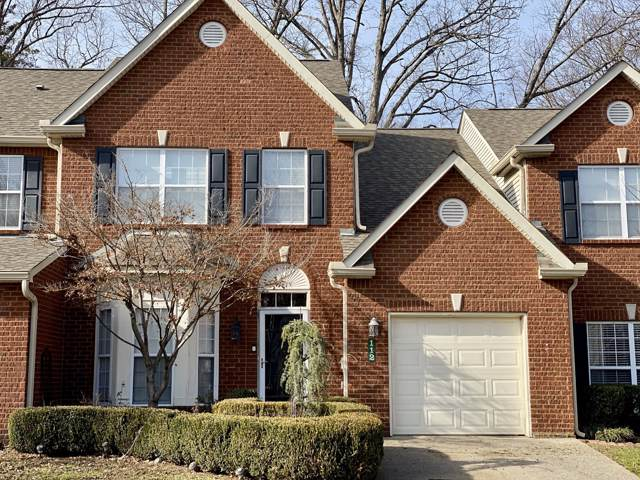 112 Nashboro Grns #112, Nashville, TN 37217 (MLS #RTC2115289) :: REMAX Elite