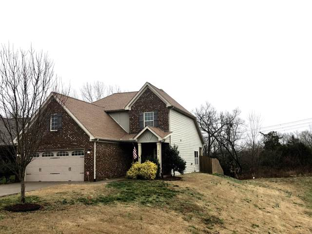 353 Dunnwood Loop, Mount Juliet, TN 37122 (MLS #RTC2115305) :: Nashville on the Move
