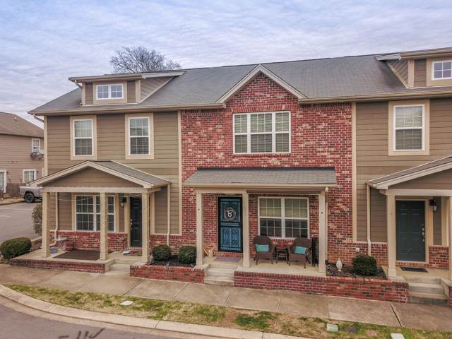 95 Plumlee Dr Unit #6, Hendersonville, TN 37075 (MLS #RTC2115308) :: REMAX Elite