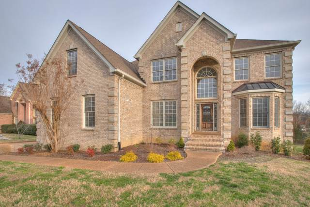 1544 Shining Ore Dr, Brentwood, TN 37027 (MLS #RTC2115318) :: Team Wilson Real Estate Partners