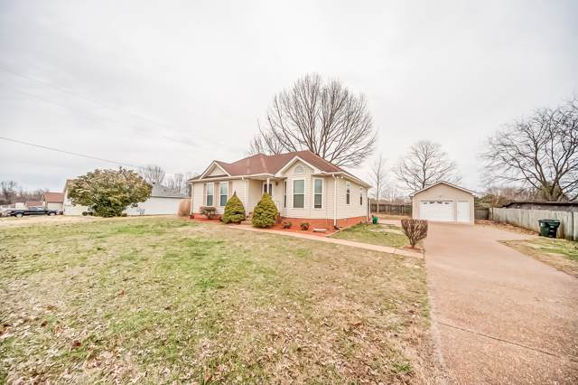 109 Robert Ave, White House, TN 37188 (MLS #RTC2115337) :: The Kelton Group