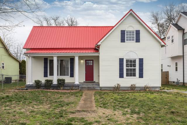 5303A Indiana Ave A, Nashville, TN 37209 (MLS #RTC2115408) :: DeSelms Real Estate