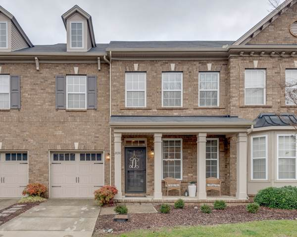 2030 Traemoor Village Dr, Nashville, TN 37209 (MLS #RTC2115411) :: Team Wilson Real Estate Partners