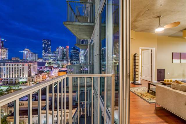 301 Demonbreun St 1301 #1301, Nashville, TN 37201 (MLS #RTC2115442) :: Team Wilson Real Estate Partners