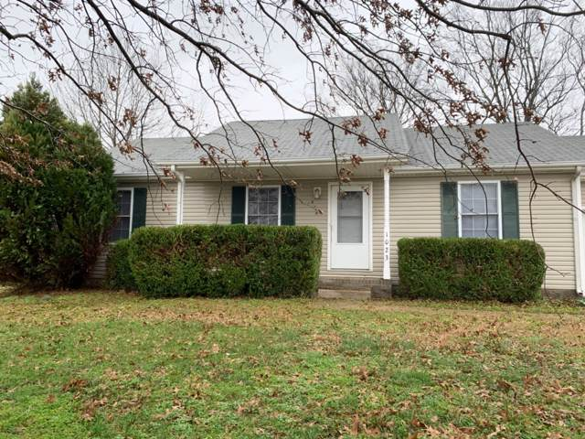 1023 Waterford Ct, Clarksville, TN 37040 (MLS #RTC2115464) :: Team Wilson Real Estate Partners