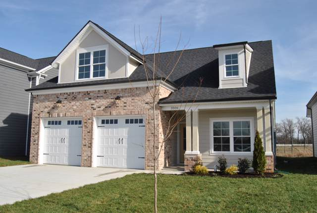 3506 Caroline Farms Drive, Murfreesboro, TN 37129 (MLS #RTC2115496) :: Christian Black Team