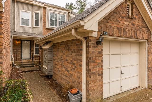 502 Belair Way, Nashville, TN 37215 (MLS #RTC2115497) :: Team Wilson Real Estate Partners