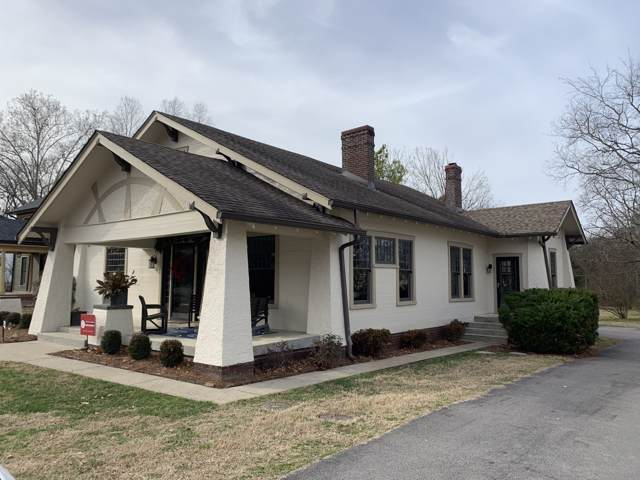 114 S Tarver Ave, Lebanon, TN 37087 (MLS #RTC2115524) :: The Milam Group at Fridrich & Clark Realty