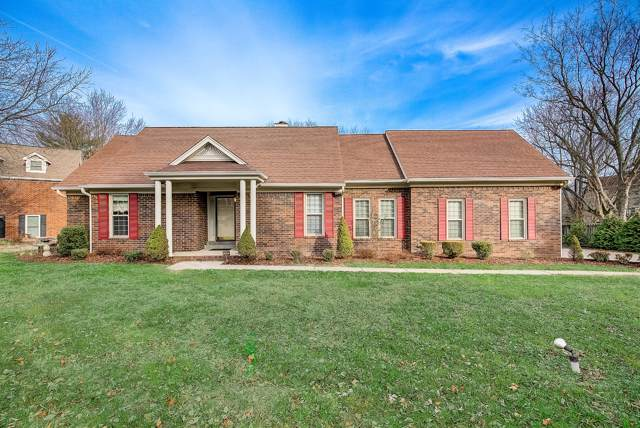 1004 Thyme Ct, Brentwood, TN 37027 (MLS #RTC2115537) :: Team Wilson Real Estate Partners