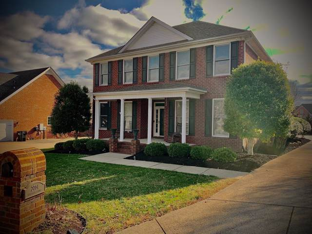 2714 Chatham Ct, Murfreesboro, TN 37129 (MLS #RTC2115538) :: The Group Campbell powered by Five Doors Network