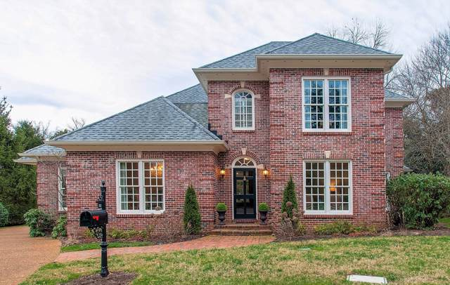 312 Allen Pl, Nashville, TN 37205 (MLS #RTC2115568) :: The Justin Tucker Team - RE/MAX Elite