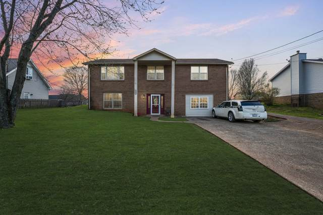 3322 Carrie Dr, Clarksville, TN 37042 (MLS #RTC2115595) :: REMAX Elite