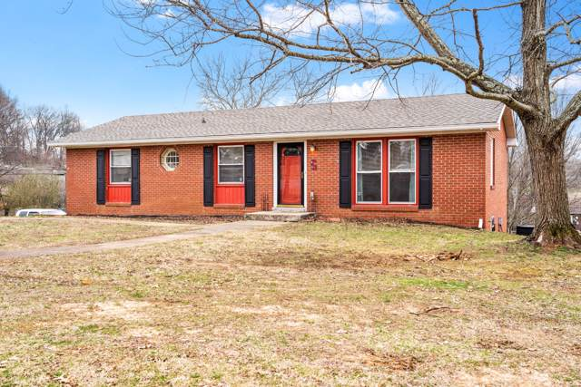 132 Lexington Dr, Clarksville, TN 37042 (MLS #RTC2115614) :: REMAX Elite