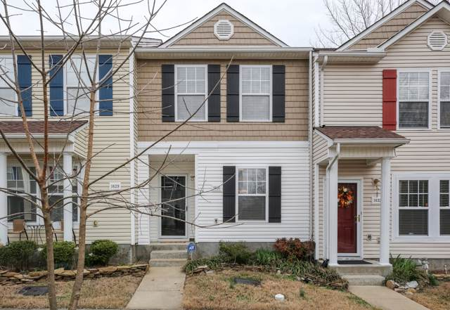 1631 Cardigan Way, Antioch, TN 37013 (MLS #RTC2115629) :: The Milam Group at Fridrich & Clark Realty