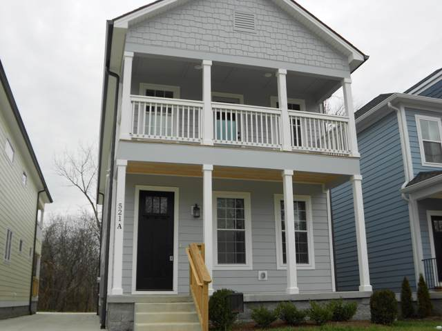 521A Basswood Ave, Nashville, TN 37209 (MLS #RTC2115659) :: Katie Morrell | Compass RE
