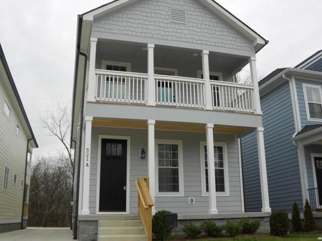 521A Basswood Ave, Nashville, TN 37209 (MLS #RTC2115659) :: Team Wilson Real Estate Partners