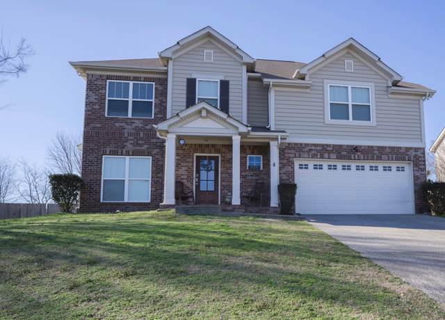 1101 Achiever Cir, Spring Hill, TN 37174 (MLS #RTC2115665) :: Village Real Estate