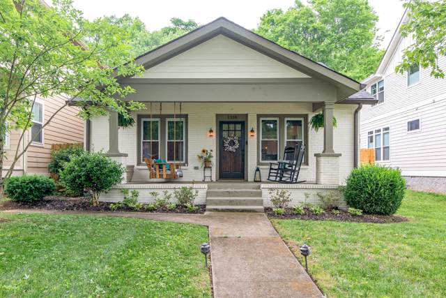 1338 Stainback Ave, Nashville, TN 37207 (MLS #RTC2115674) :: Stormberg Real Estate Group