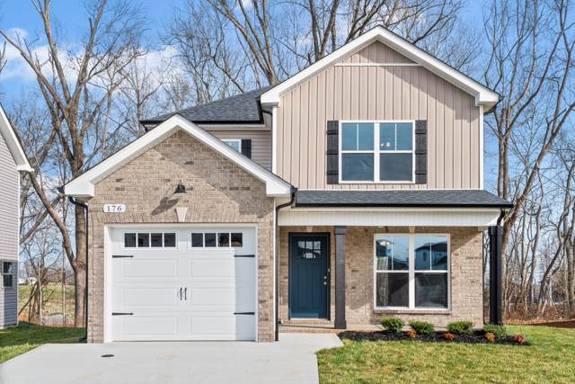 132 Waterwheel Circle, Clarksville, TN 37040 (MLS #RTC2115694) :: The Milam Group at Fridrich & Clark Realty