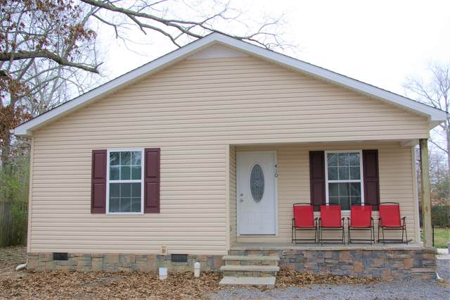 410 Oakwood Rd, Tullahoma, TN 37388 (MLS #RTC2115695) :: Village Real Estate