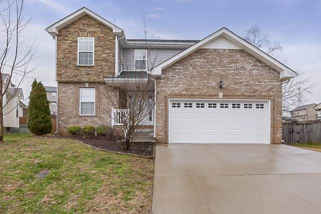 925 Excalibur Dr, Clarksville, TN 37040 (MLS #RTC2115765) :: Nashville on the Move