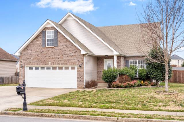 3730 Clearwood Ln, Clarksville, TN 37040 (MLS #RTC2115777) :: Nashville on the Move