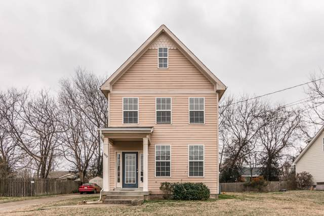 809 Crescent Hill Rd, Nashville, TN 37206 (MLS #RTC2115789) :: REMAX Elite