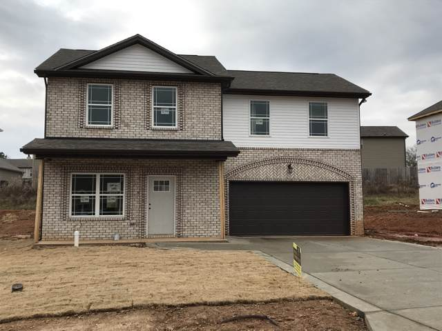 1033 Berra Drive, Springfield, TN 37172 (MLS #RTC2115804) :: Ashley Claire Real Estate - Benchmark Realty