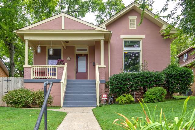 1105 Acklen Ave, Nashville, TN 37203 (MLS #RTC2115834) :: Katie Morrell | Compass RE