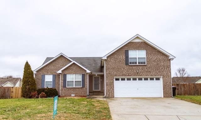 945 Wheatfield Ct, Clarksville, TN 37040 (MLS #RTC2115842) :: Black Lion Realty