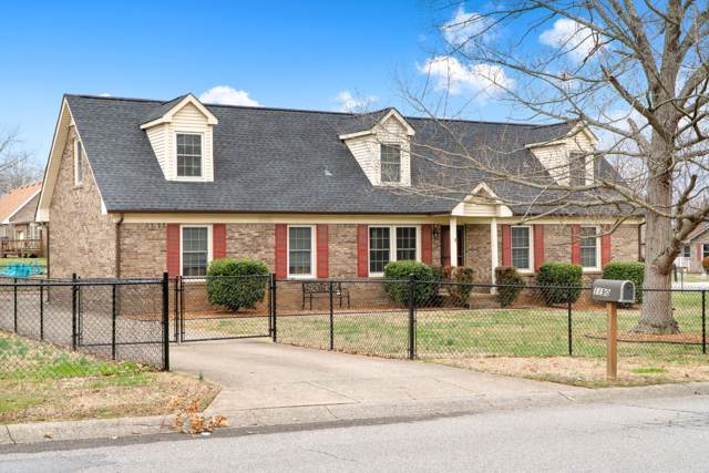 1190 Woodbridge Dr, Clarksville, TN 37042 (MLS #RTC2115846) :: Oak Street Group