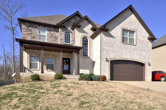 3144 Timberdale Dr, Clarksville, TN 37042 (MLS #RTC2115910) :: Nashville on the Move