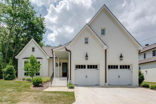 505 Tyne Ct, Nashville, TN 37205 (MLS #RTC2115936) :: REMAX Elite