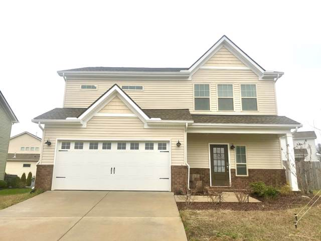 1005 Keeneland Dr, Spring Hill, TN 37174 (MLS #RTC2115943) :: Village Real Estate