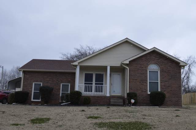 3215 E Old Ashland City Rd, Clarksville, TN 37043 (MLS #RTC2115947) :: RE/MAX Homes And Estates